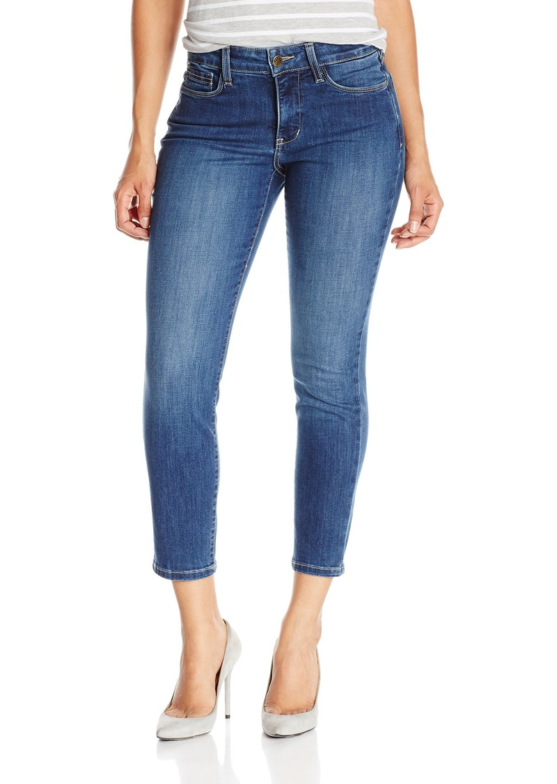 NYDJ Women's Petite Clarissa Ankle Jeans in Cool Embrace Denim