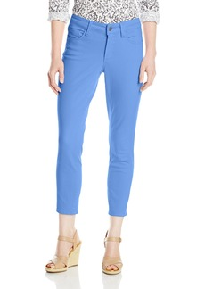 NYDJ Women's Petite Clarissa Skinny Ankle Jeans In Colored Bull Denim