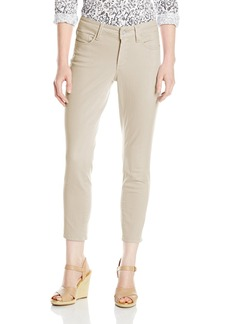 NYDJ Women's Petite Clarissa Skinny Ankle Jeans In Colored Bull Denim  12 Petite