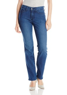 NYDJ Women's Petite Hayley Straight Jeans  18P
