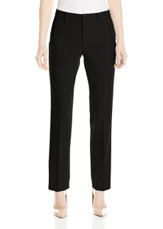 Not Your Daughter's Jeans NYDJ Women's Petite Sandrah Slim Trousers in Refined Stretch