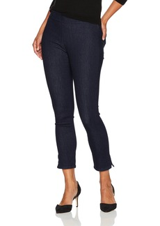 NYDJ Women's Petite Size Alina Pull On Ankle Jeans
