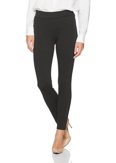 Not Your Daughter's Jeans NYDJ Women's Petite Size Basic Pull On Ponte Knit Leggings