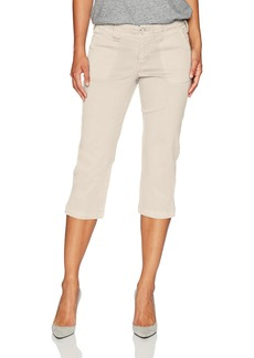 Not Your Daughter's Jeans NYDJ Women's Petite Size Chino Twill Crop Pants