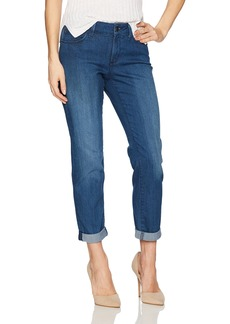 Not Your Daughter's Jeans NYDJ Women's Petite Size Jessica Relaxed Boyfriend Jeans in Premium Lightweight Denim
