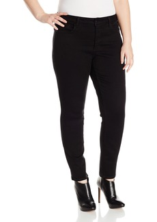 Not Your Daughter's Jeans NYDJ Women's Plus-Size Alina Legging Fit Skinny Jeans In Super Sculpt  22W