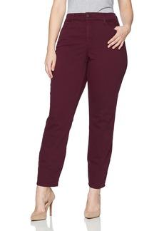NYDJ Women's Plus Size Alina Legging Jeans