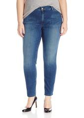 NYDJ Women's Plus Size Alina Legging Jeans in Premium Indigo Denim  14W