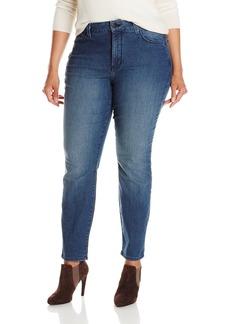 NYDJ Women's Plus Size Alina Legging Stretch Skinny Jeans