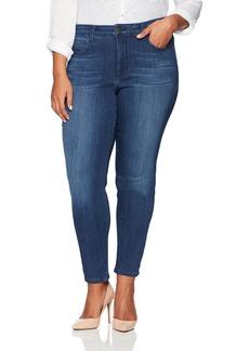 NYDJ Women's Plus Size Ami Skinny Legging in Sure Stretch Denim  W