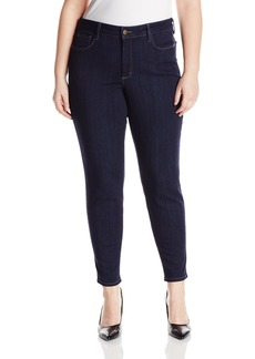 NYDJ Women's Plus Size Ami Super Skinny Jeans In Future Fit Denim