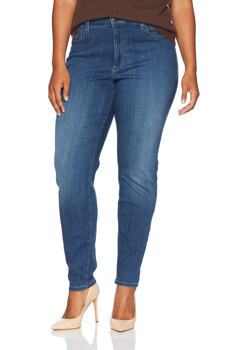 Not Your Daughter's Jeans NYDJ Women's Plus Size Ami Super Skinny Jeans In Sure Stretch Denim