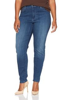 NYDJ Women's Plus Size Ami Super Skinny Jeans in Sure Stretch Denim