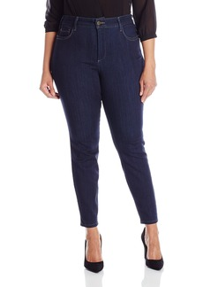 NYDJ Women's Plus-Size Ami Super Skinny Jeans In Sure Stretch Denim  18W