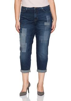 Not Your Daughter's Jeans NYDJ Women's Plus Size Boyfriend Jean