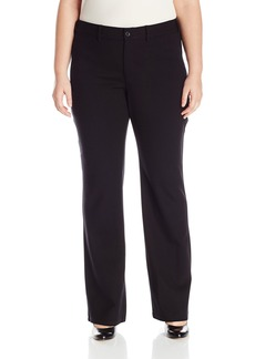 Not Your Daughter's Jeans NYDJ Women's Plus Size Isabella Trousers In Knit Ponte  16W