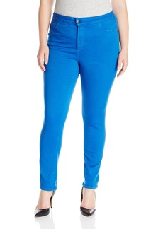 Not Your Daughter's Jeans NYDJ Women's Plus-Size Janice Legging Fit Skinny Jeans in