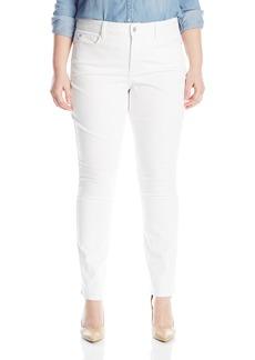 NYDJ Women's Plus-Size Marilyn Straight Jeans In Colored Bull Denim  24W