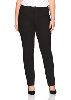 NYDJ Women's Plus Size Ponte Trouser