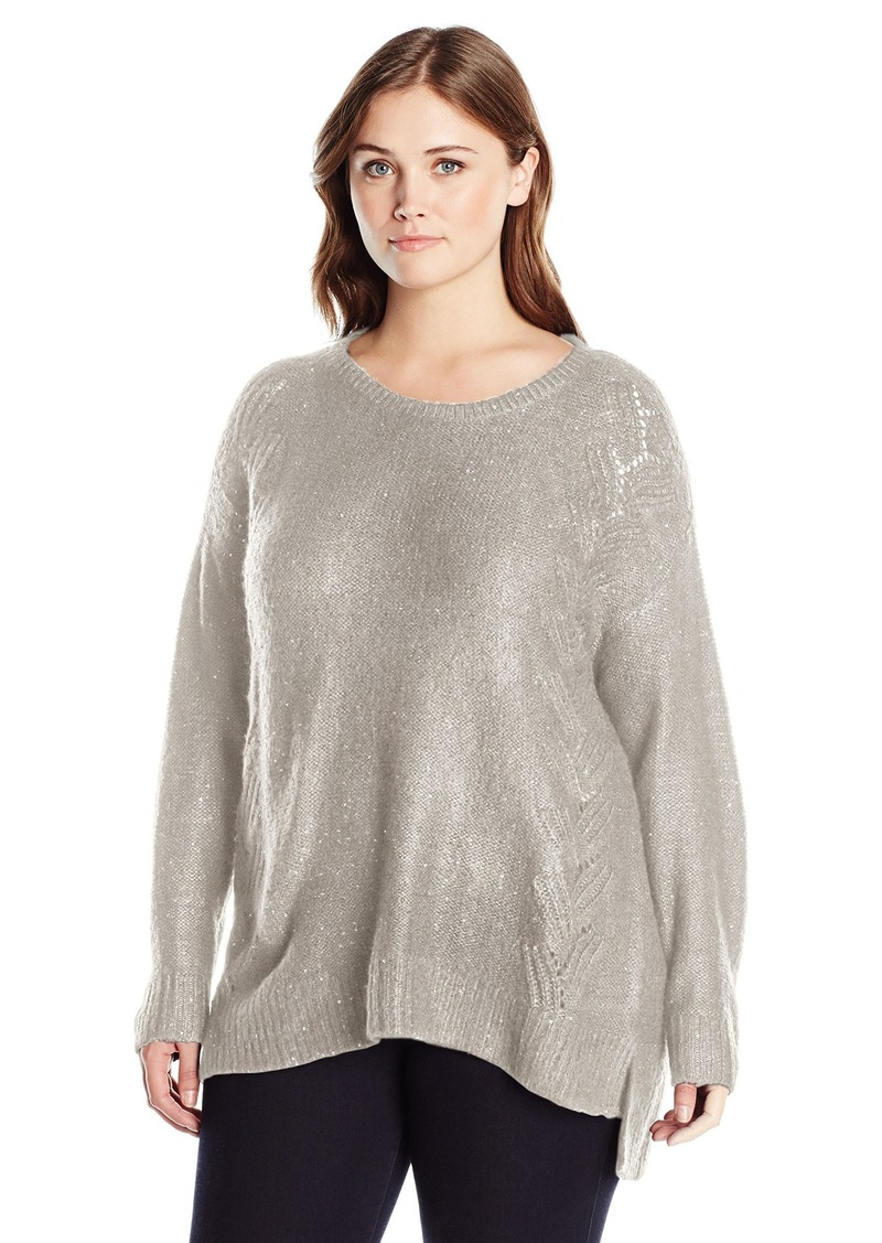 Not Your Daughter's Jeans NYDJ Women's Plus Size Sequin Tunic ...