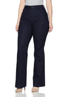 Not Your Daughter's Jeans NYDJ Women's Plus Size Teresa Trouser  W