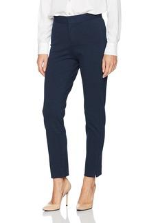 NYDJ Women's Ponte Knit Ankle Pants