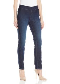 NYDJ Women's Poppy Pull On Jeans  4