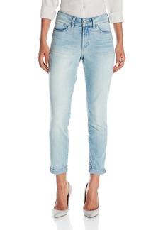 NYDJ Women's Rachel Rolled Cuff Ankle Jeans in Denim Wash
