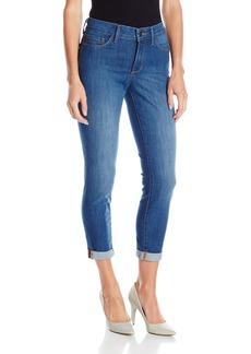 NYDJ Women's Rachel Rolled Cuff Ankle Jeans