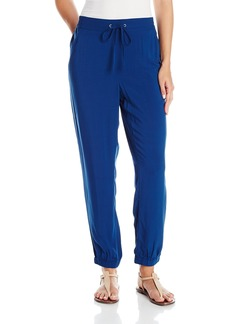 NYDJ Women's Rayon Voile Drawcord Pants