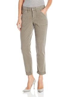 NYDJ Women's Reese Relaxed Pants in Colored Chino Twill