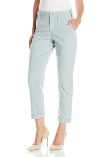 Not Your Daughter's Jeans NYDJ Women's Riley Relaxed Trousers in Lightweight Chino Twill