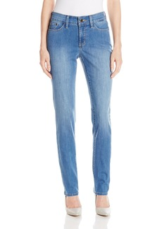 NYDJ Women's Samantha Slim Straight Jeans