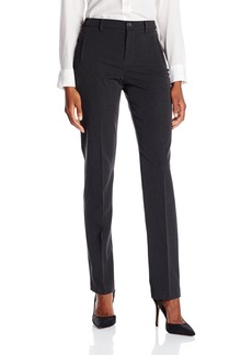 NYDJ Women's Sandrah Slim Straight Trousers In Refined Stretch
