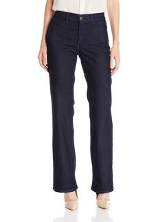 NYDJ Women's Barbara Boot Cut Jeans