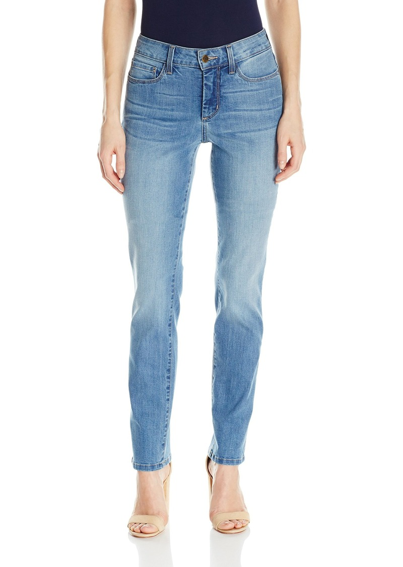 Not Your Daughter's Jeans NYDJ Women's Sheri Slim Jeans In Cool Embrace Denim