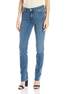 NYDJ Women's Sheri Slim Jeans in Future Fit Indigo Denim