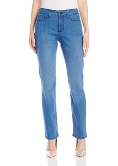 NYDJ Women's Sheri Slim Jeans In Newberry
