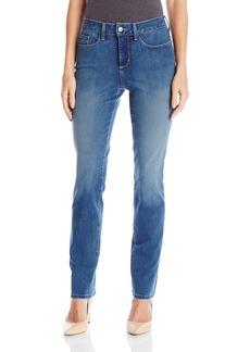 NYDJ Women's Sheri Slim Jeans in Shape 360 Denim  10