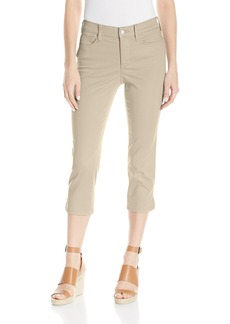 NYDJ Women's Size Karen Capri Jeans in Lightweight Super Sculpt Denim