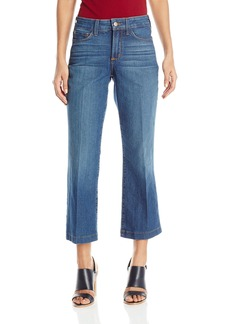 Not Your Daughter's Jeans NYDJ Women's Sophia Flare Ankle Jeans In Premium Lightweight Denim  2