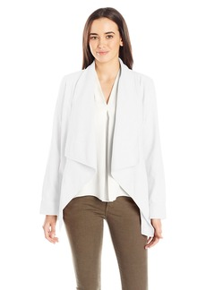 Not Your Daughter's Jeans NYDJ Women's Stretch Linen Jacket  Large