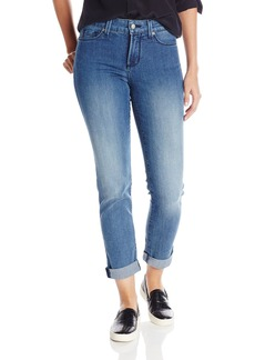 Not Your Daughter's Jeans NYDJ Women's Sylvia Relaxed Boyfriend Jeans  2