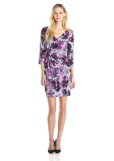 NYDJ Women's Sylvia Tifany Post Dress