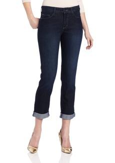 NYDJ Women's Tanya Boyfriend Roll Cuff Jeans