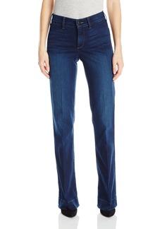 NYDJ Women's Teresa Modern Trouser Jeans in Future Fit Denim  8