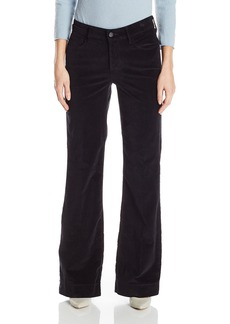 NYDJ Women's Teresa Modern Trousers in Velveteen