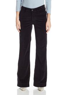 NYDJ Women's Teresa Modern Trousers in Velveteen