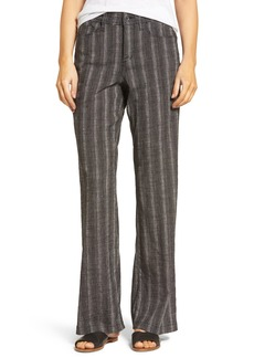 Not Your Daughter's Jeans NYDJ Wylie Five-Pocket Linen Trousers (Regular & Petite)