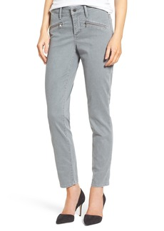 Not Your Daughter's Jeans NYDJ Zip Pocket Skinny Chinos